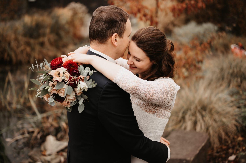 Afterwedding inm Grugapark